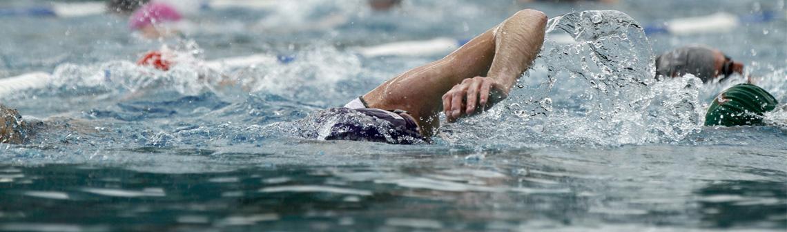 Banner Swimming